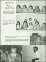 1982 Lankin High School Yearbook Page 18 & 19