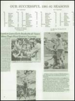 1982 Lankin High School Yearbook Page 22 & 23