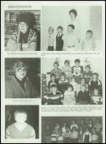 1982 Lankin High School Yearbook Page 32 & 33