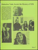 1972 St. Mary Central High School Yearbook Page 20 & 21