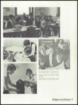 1972 St. Mary Central High School Yearbook Page 24 & 25