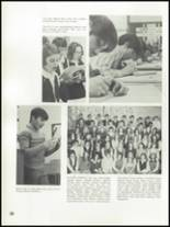1972 St. Mary Central High School Yearbook Page 40 & 41