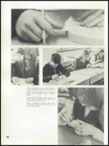 1972 St. Mary Central High School Yearbook Page 42 & 43