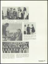 1972 St. Mary Central High School Yearbook Page 54 & 55