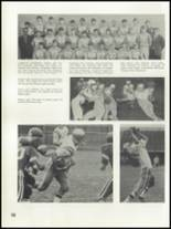 1972 St. Mary Central High School Yearbook Page 62 & 63