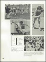 1972 St. Mary Central High School Yearbook Page 70 & 71