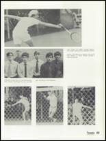 1972 St. Mary Central High School Yearbook Page 72 & 73