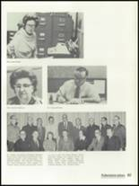 1972 St. Mary Central High School Yearbook Page 86 & 87