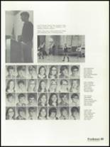 1972 St. Mary Central High School Yearbook Page 92 & 93