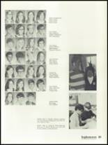 1972 St. Mary Central High School Yearbook Page 98 & 99