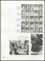 1972 St. Mary Central High School Yearbook Page 104 & 105