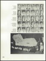 1972 St. Mary Central High School Yearbook Page 106 & 107