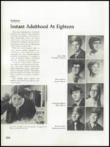 1972 St. Mary Central High School Yearbook Page 108 & 109