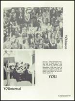 1972 St. Mary Central High School Yearbook Page 118 & 119