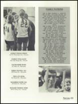 1972 St. Mary Central High School Yearbook Page 126 & 127
