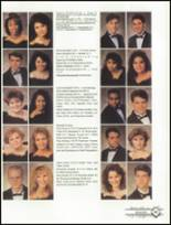1992 West Mesquite High School Yearbook Page 38 & 39
