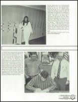 1992 West Mesquite High School Yearbook Page 42 & 43