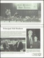 1992 West Mesquite High School Yearbook Page 90 & 91