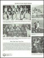 1992 West Mesquite High School Yearbook Page 114 & 115