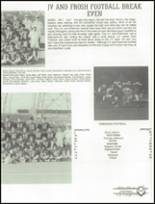 1992 West Mesquite High School Yearbook Page 120 & 121