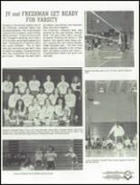 1992 West Mesquite High School Yearbook Page 124 & 125