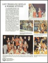1992 West Mesquite High School Yearbook Page 126 & 127