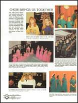 1992 West Mesquite High School Yearbook Page 154 & 155