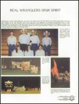 1992 West Mesquite High School Yearbook Page 156 & 157
