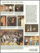 1992 West Mesquite High School Yearbook Page 162 & 163