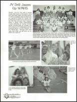 1992 West Mesquite High School Yearbook Page 166 & 167