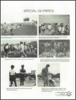 1992 West Mesquite High School Yearbook Page 172 & 173