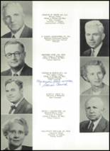 1959 Hopewell High School Yearbook Page 10 & 11