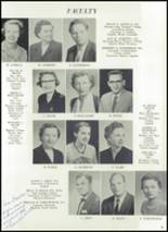 1959 Hopewell High School Yearbook Page 12 & 13