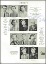 1959 Hopewell High School Yearbook Page 16 & 17