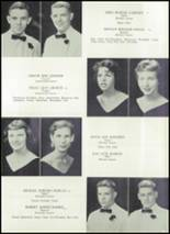 1959 Hopewell High School Yearbook Page 28 & 29