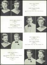 1959 Hopewell High School Yearbook Page 30 & 31