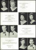 1959 Hopewell High School Yearbook Page 32 & 33