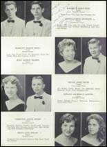 1959 Hopewell High School Yearbook Page 34 & 35