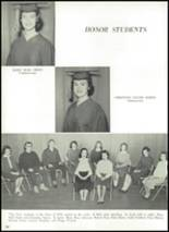 1959 Hopewell High School Yearbook Page 38 & 39