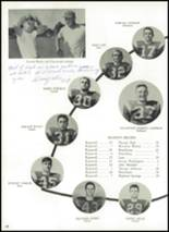 1959 Hopewell High School Yearbook Page 66 & 67