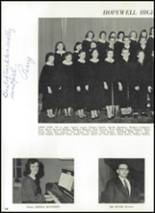 1959 Hopewell High School Yearbook Page 88 & 89