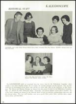1959 Hopewell High School Yearbook Page 92 & 93