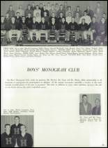 1959 Hopewell High School Yearbook Page 96 & 97