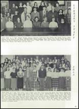 1959 Hopewell High School Yearbook Page 100 & 101