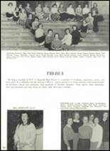 1959 Hopewell High School Yearbook Page 102 & 103
