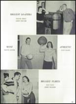 1959 Hopewell High School Yearbook Page 108 & 109