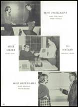 1959 Hopewell High School Yearbook Page 110 & 111
