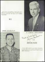 1959 Hopewell High School Yearbook Page 112 & 113