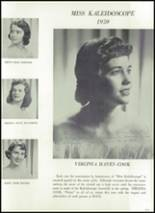 1959 Hopewell High School Yearbook Page 114 & 115