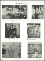 1959 Hopewell High School Yearbook Page 122 & 123